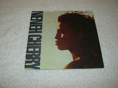 Neneh Cherry Manchild, Seite 2 Manchild - The Original Mix Single Vinyl 7 Inch