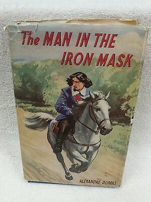 The man in the iron mask by Alexandre Dumas - regent classics
