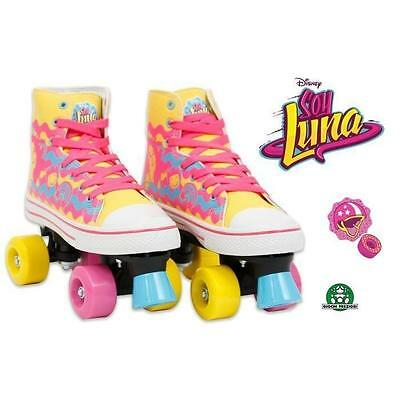Soy Luna Patins A Roulettes Star, Taille: T. 30/31 Gioc