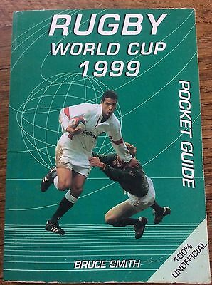 Rugby World Cup 1999 Pocket Guide 100% unofficial by Bruce Smith Guscott cover