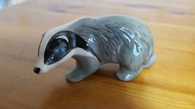 Szeiler Badger ornament