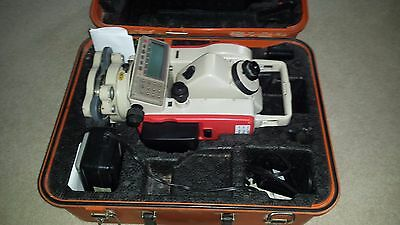 Pentax PTS V3 Total Station . Just calibrated