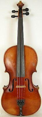 "1966 E.R. Pfretzschner 16"" Antonius Stradivarius Copy Viola with Hardshell Case"