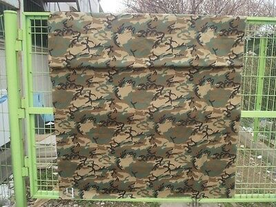"""Korea Navy Special Force """"udt Seal"""" Camouflage Fabric For Combat Uniform"""