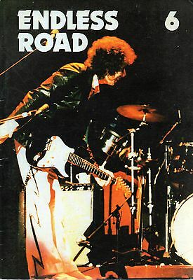 Bob Dylan: Endless Road UK Fanzine Issue 6