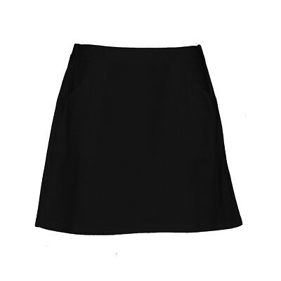 BNWT, Black Cute Simple Skirt In Bamboo, FREE SHIPPING!