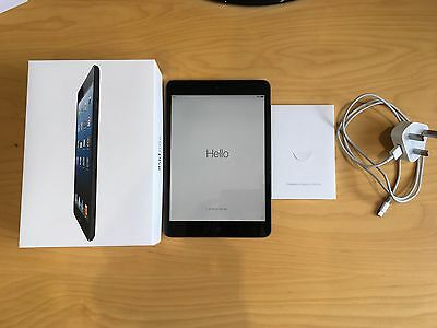 Apple iPad mini 1st Generation 32GB, Wi-Fi, 7.9in - Black & Slate