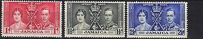 Jamaica. Coronation 1937 Mm