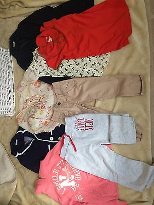 girls clothes 5-6 years bundle