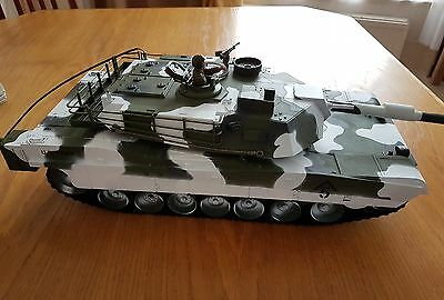 Rc Hobby Engine Abrams tank Large scale spares or repair