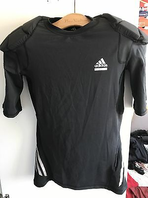 Adidas Clima Rugby Compression Padded Protection Shirt