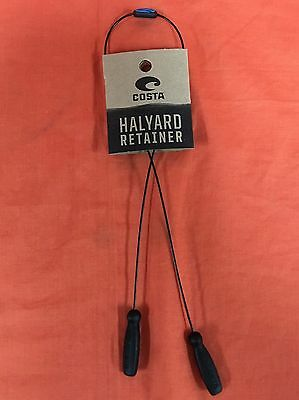 COSTA Halyard Sunglasses Wire Retainer #HY 11 (55407) Black