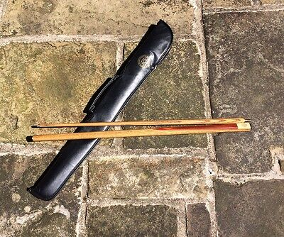 BCE Snooker / Pool  Cue and Case