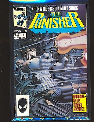 Punisher Limited Series # 1 - Mike Zeck cover & art VF Cond.