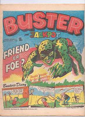 Buster Comic. 2nd Oct 1982