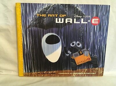 The Art of Wall. E by Tim Hauser (2008, Hardcover)