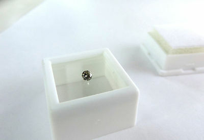 1 Loose Natural Diamonds from Murfreesboro AR. Faceted by Master Cutter. Nice :)