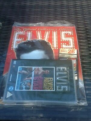 RARE Official Collector's Edition ELVIS Presley Part 26 Magazine As New Sealed