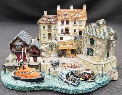 Danbury Mint - The Seafarers Friend - The RNLI Collection