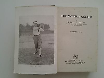 ' The Modern Golfer '  by CJH Tolley - 1924
