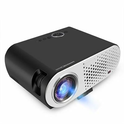 GP90 GP HD Projector - Android, Wi-Fi, DLNA, Airplay, Miracast, HD Resolution, 1
