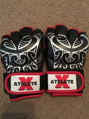 Athlete-x.co.NZ Tribal Gloves For Body Combat Or MMA M