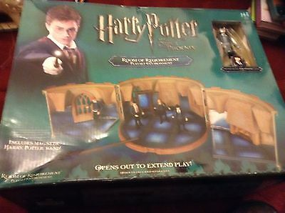 Harry Potter Room of Requirement Playset OOTP Order Phoenix New Boxed UK