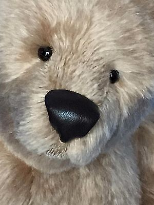 ~ Bertie the Gorgeous Bear Cub By Natalie Bell of Fossil Moss Bears OOAK ~