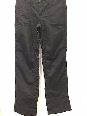 Black North Face Womens Trousers - Size 10 Long