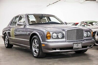 1999 Bentley Arnage  1999 Bentley Arnage 36k Low Miles Clean Carfax Well Kept Rare Find