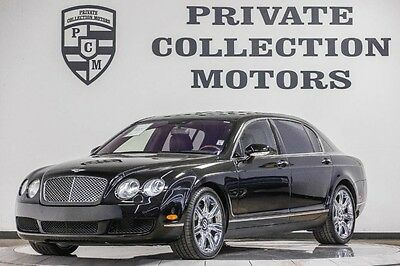 2006 Bentley Continental Flying Spur Flying Spur Sedan 4-Door 2006 Bentley Flying Spur Original Miles Clean Carfax Well Kept