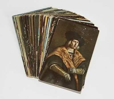 Masterpieces of the Staatliche Gemalde German Trading Cards Very Unusual