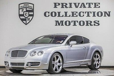 2004 Bentley Continental GT GT Coupe 2-Door 2004 Bentley GT Mansory 17k Original Miles 2 Owner Clean Carfax