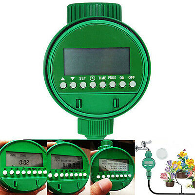 BG212 Intelligent Automatic Flowers Watering Timer House Garden Water Timer