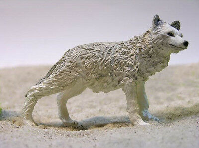 *NEW* PAPO 53004 Grey Wolf Model - 11cm - RETIRED