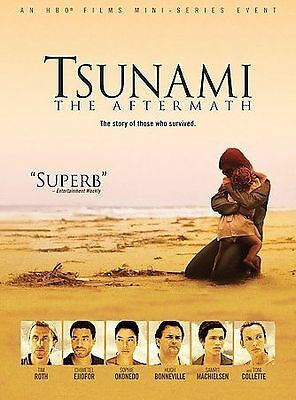 Tsunami - The Aftermath (DVD, 2007, 2-Disc, Mini-Series Event)  BRAND NEW SEALED