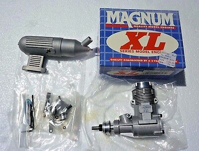 Magnum XL .46 R/C Series Model Airplane Nitro Engine XL46AII  NIB