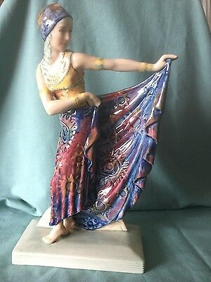 Kevin Francis PERSIAN DANCER Limited Edition Worldwide 390 of 500