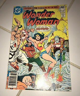 WONDER WOMAN #268 Awesome BRONZE AGE COMIC SEE MY OTHERS!!
