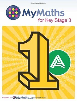 MyMaths for Key Stage 3: Student Book 1A by Williams, Martin Book The Cheap Fast