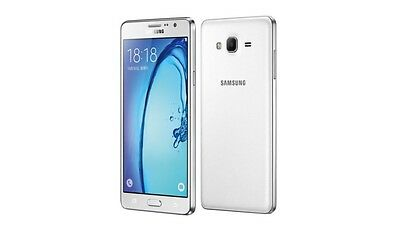 NEW Samsung Galaxy On5 White 4G LTE T-Mobile Unlocked Smartphone
