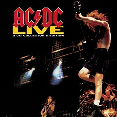 AC/DC - Live (Collector's Edition) - AC/DC CD LDVG The Cheap Fast Free Post The