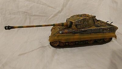 Unimax Forces Of Valor German Tiger II Tank 1:32 Scale Diecast