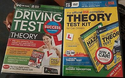 driving test theory & theory test kit