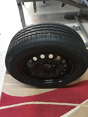 Spare Wheel And Tire For Holden Commodore Ve Sv6 Or Similar Holden's