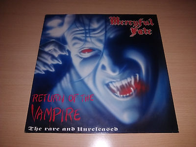 Mercyful Fate , Return Of The Vampire , First Press LP 1992 , Used ,  VG +