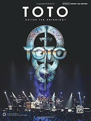 Toto: Authentic Guitar Tab Edition (Toto)   Alfred Pub Co