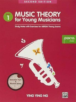 Music Theory for Young Musicians G1 REV --- Théorie - Ng, Ying Ying --- Alfred