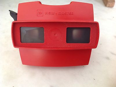 Vintage View Master 3D Made in Belgium Model J