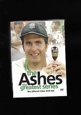 Unopened Cricket Boxed set 'The Ashes The Greatest Series'